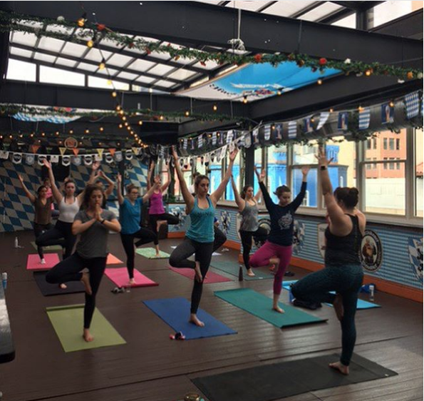 Here Are The Best Free Fitness Classes Around DC This Week: March 19-25
