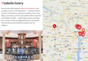 Eater Will Remove Mike Isabella's Businesses From Its Restaurant Guides