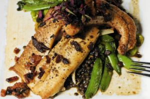 Shad Roe—Washington's Favorite Weird Fish Dish—Is Back on Restaurant Menus