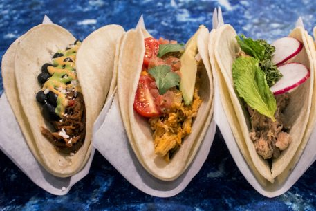 What's Better Than a Beer Garden? This New Taco Beer Garden