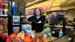Over Four Decades, This Safeway Cashier Has Seen Absolutely Everything