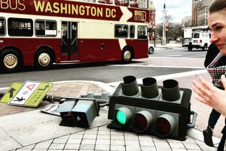 Friday's Crazy DC Wind Storm, in Photos