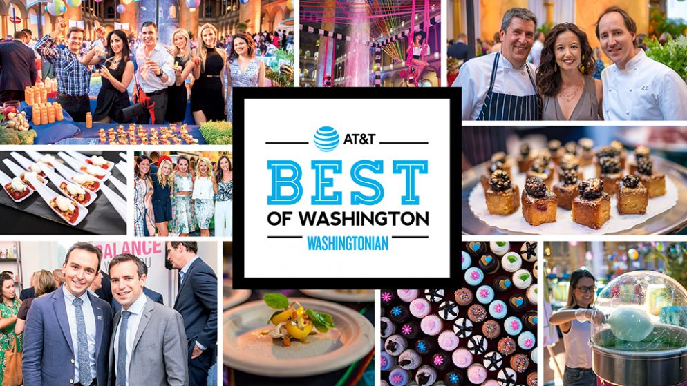 Don't Miss the Best of Washington - June 8, 2018