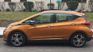 I Drove an Electric Car in DC for a Week–Here's What Happened