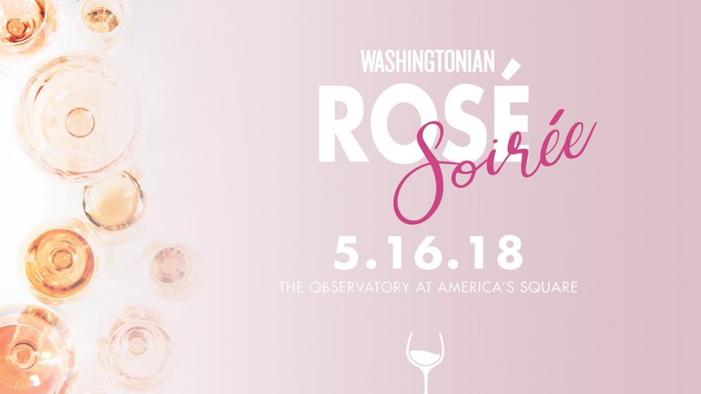 Washingtonian Rosé Soirée