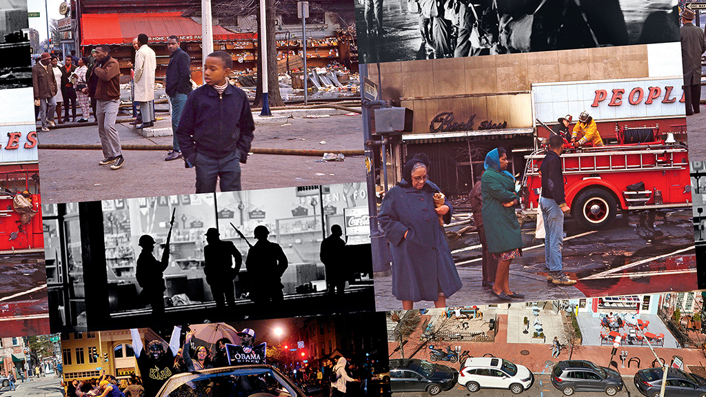 Photographs (Left to Right, Top to Bottom) by Darrell C. Crain Photograph reprinted with Permission of DC Public Library/Star Collection/Washington Post Photograph by Burt Glinn/Magnum Photos Photograph by Darrell C. Crain Photograph by Jeff Elkins Photograph by Flickr/Wumpiewoo Photograph by Jeff Elkins