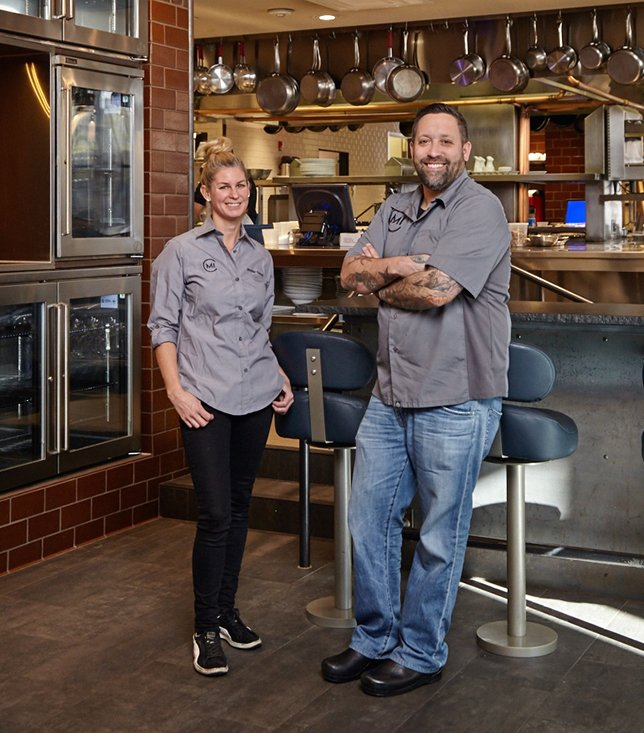 Has Mike Isabella's Requin Brasserie in the Mosaic District Closed?