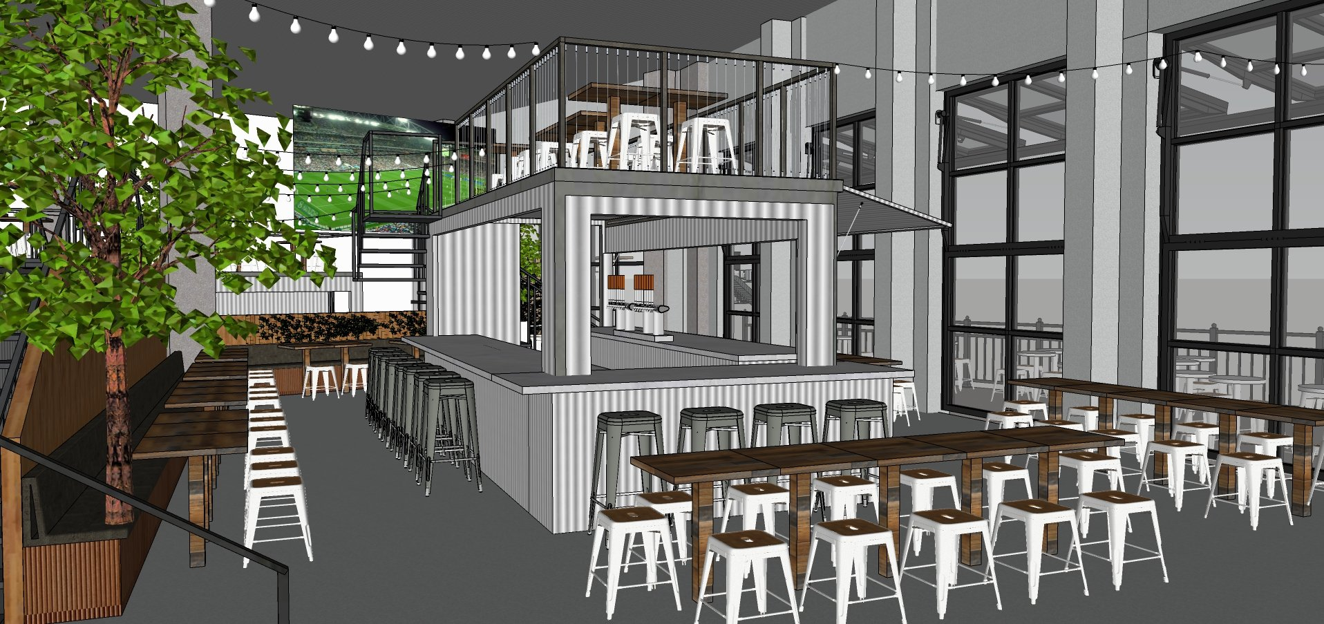 Asian Food Hall The Block Is Opening a Second, Bigger Location in