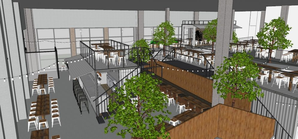 Asian Food Hall The Block Is Opening A Second, Bigger Location In North  Bethesda