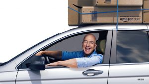 Inside Jeff Bezos's DC Life