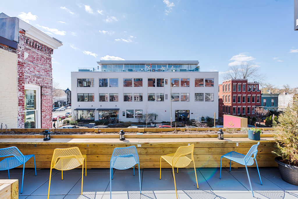 Best rooftop bars new rooftop bars 14th Street Logan Circle Colada Shop.