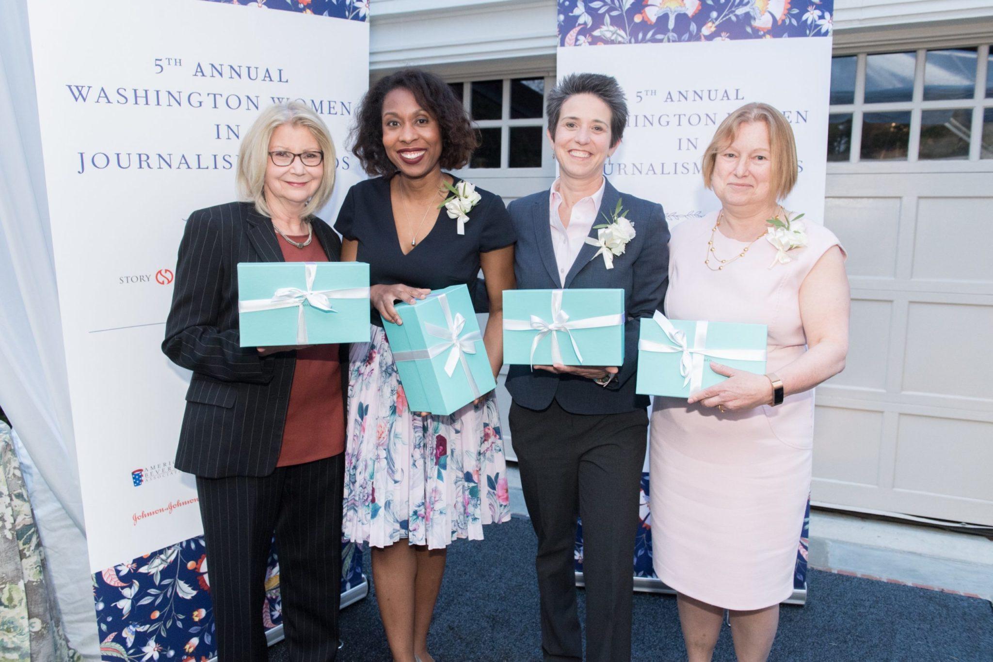 PHOTOS: 5th Annual Washington Women in Journalism Awards
