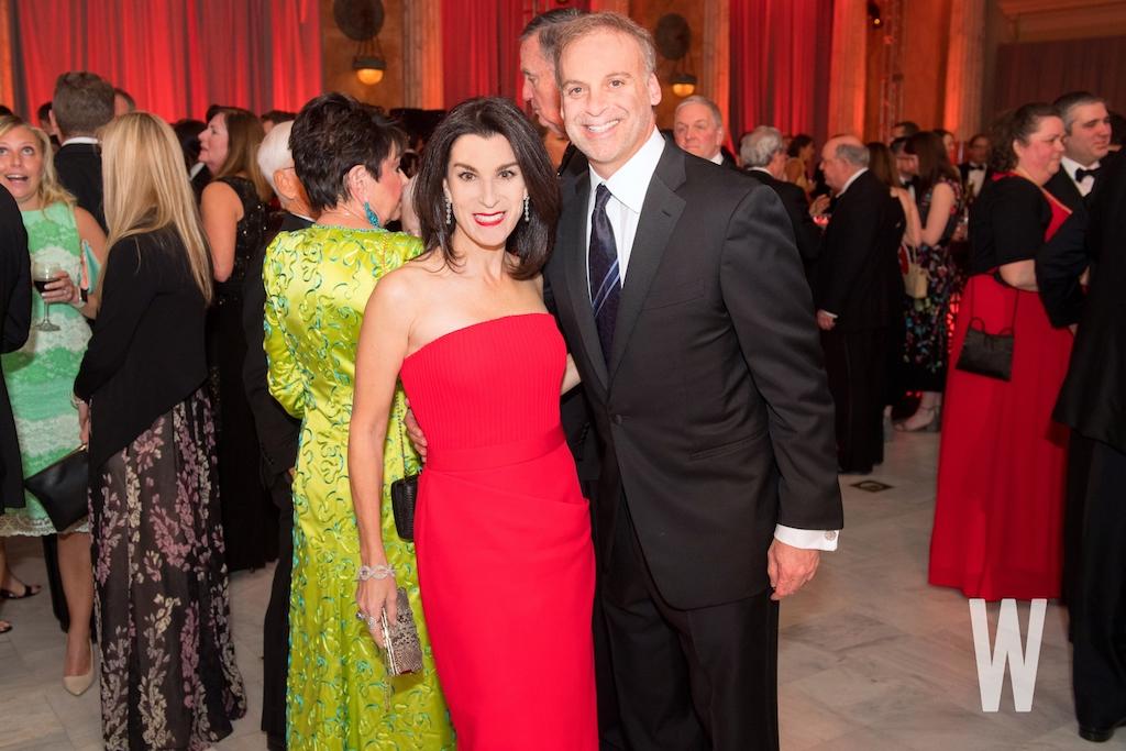 Tracy and Adam Bernstein.