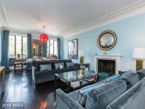 Listing We Love: An Eclectic Georgetown Mansion with Color Everywhere