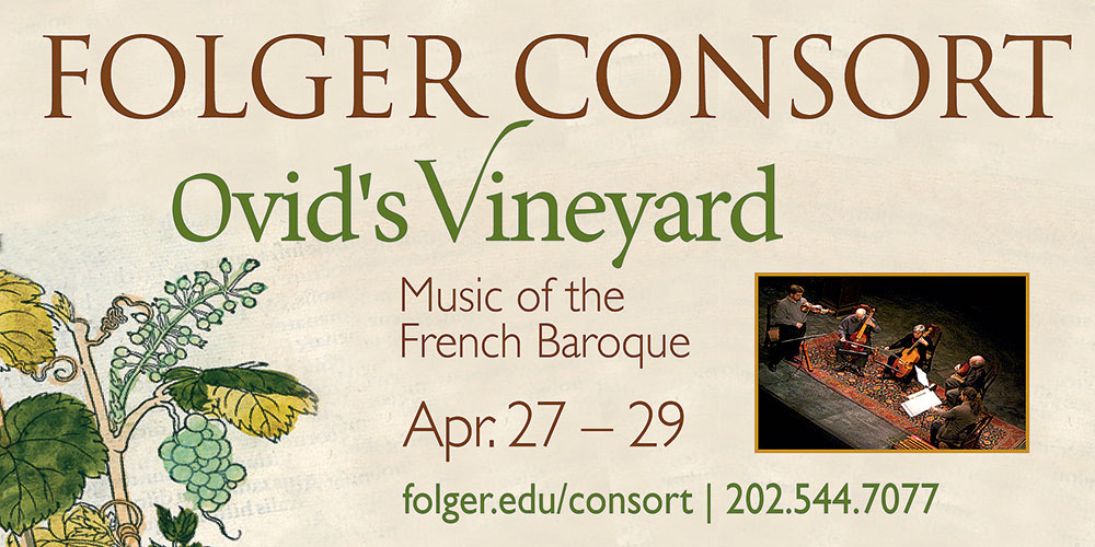 Folger Consort: Music of the French Baroque