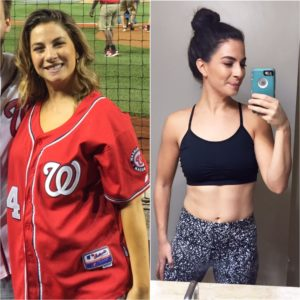 How I Got This Body: She Went from 170 Pounds to 140 Thanks to OrangeTheory Fitness, without Giving Up Bacon Cheeseburgers or Wine