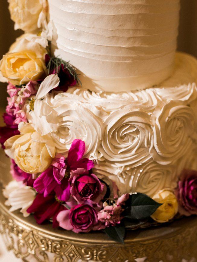 Jenna and Ben Bubblegum Pink Wedding | Renee Hollingshead USNA-43