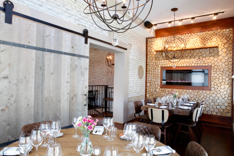 Best Palisades restaurant Lupo Verde Italian restaurant and market.