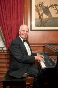 This 93-Year-Old Pianist Has Backed Edith Piaf and Almost Got Shot at a DC Dive