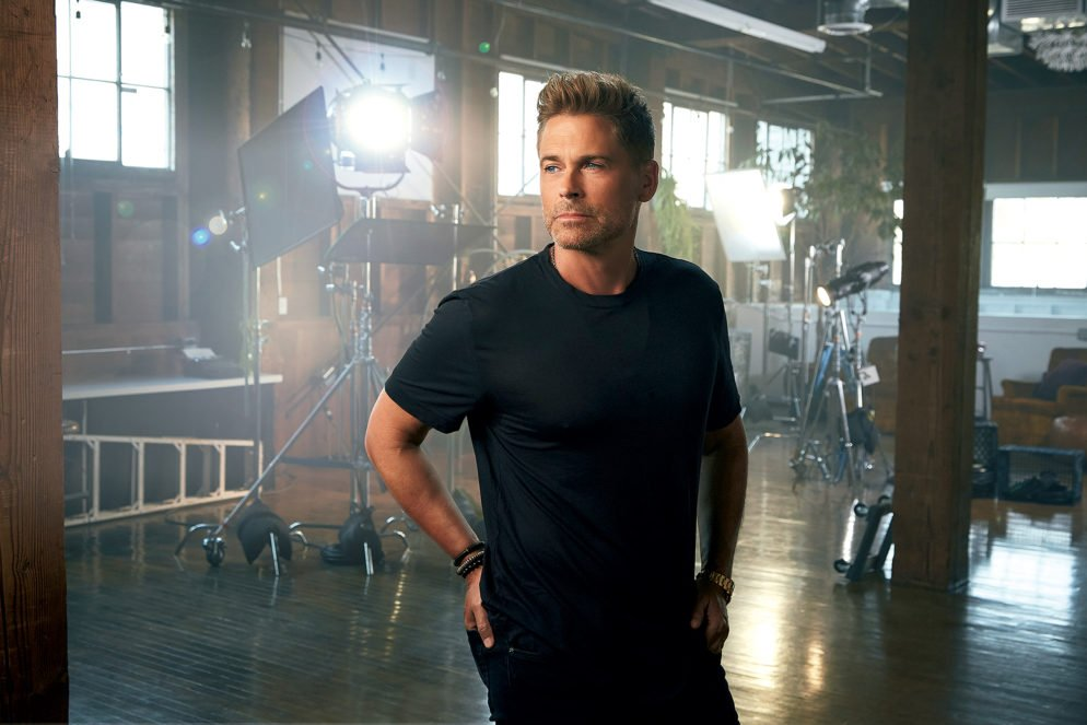 Why Rob Lowe Keeps Picking Projects About DC