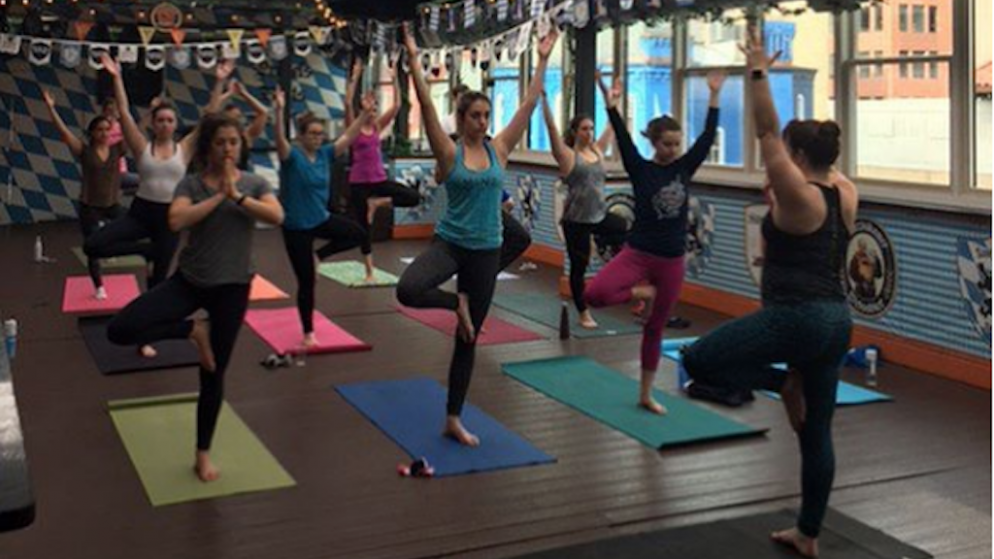 Here Are The Best Free Fitness Classes Around DC This Week: April 16-22