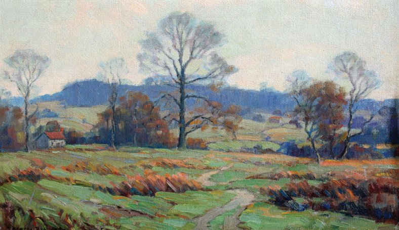 The Regional Landscapes of Benson Bond Moore