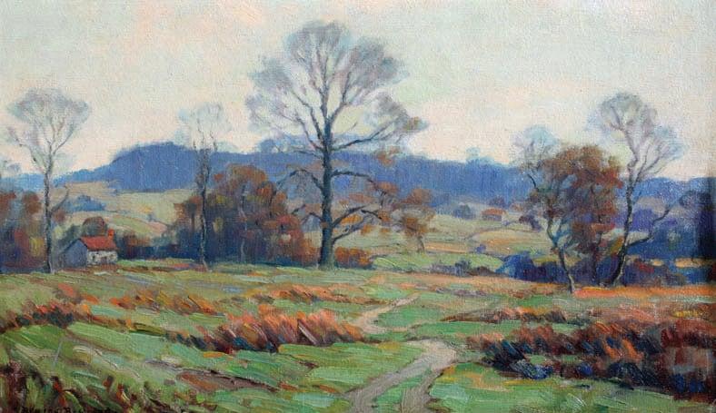 The Regional Landscapes of Benson Bond Moore