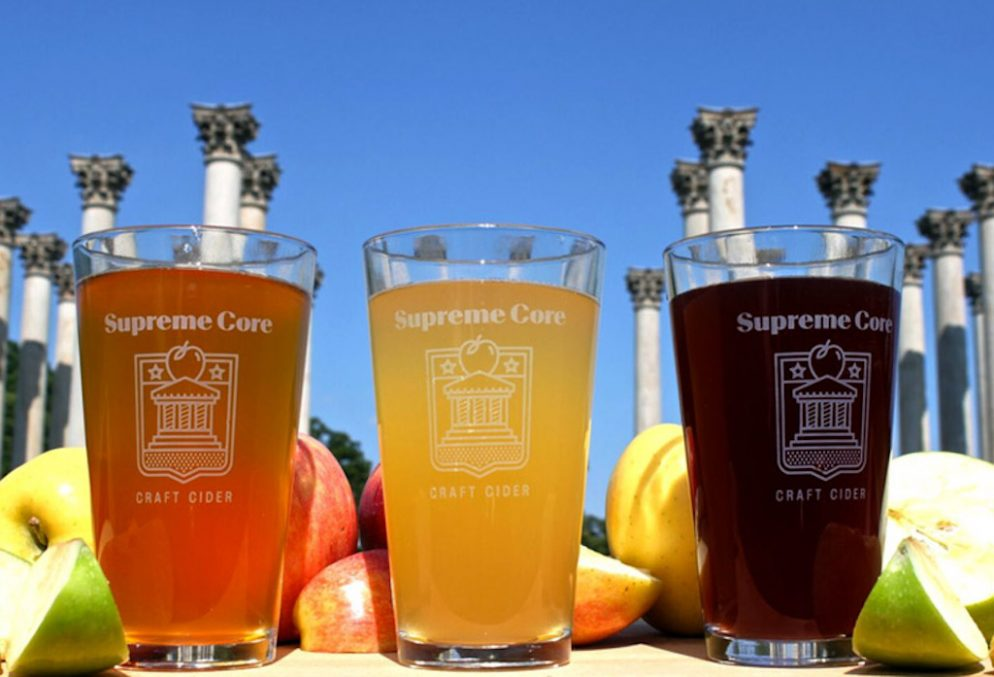 """A Laid-Back Cidery """"for Beer Drinkers"""" Opens Soon in Ivy City"""
