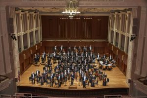 Things to Do in DC This Week (April 9-11): A Mediterranean Dinner, A Talk on Gender Bias in the Marines, and An Orchestra Festival