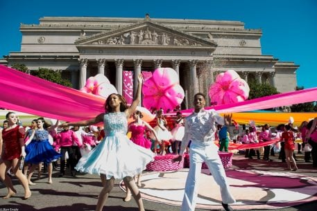 Things to Do in DC This Weekend (April 12-15): The Caps in the Playoffs, a DC Brau Party, and the National Cherry Blossom Parade