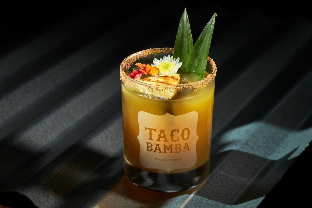 Best tacos DC Chinatown Taco Bamba