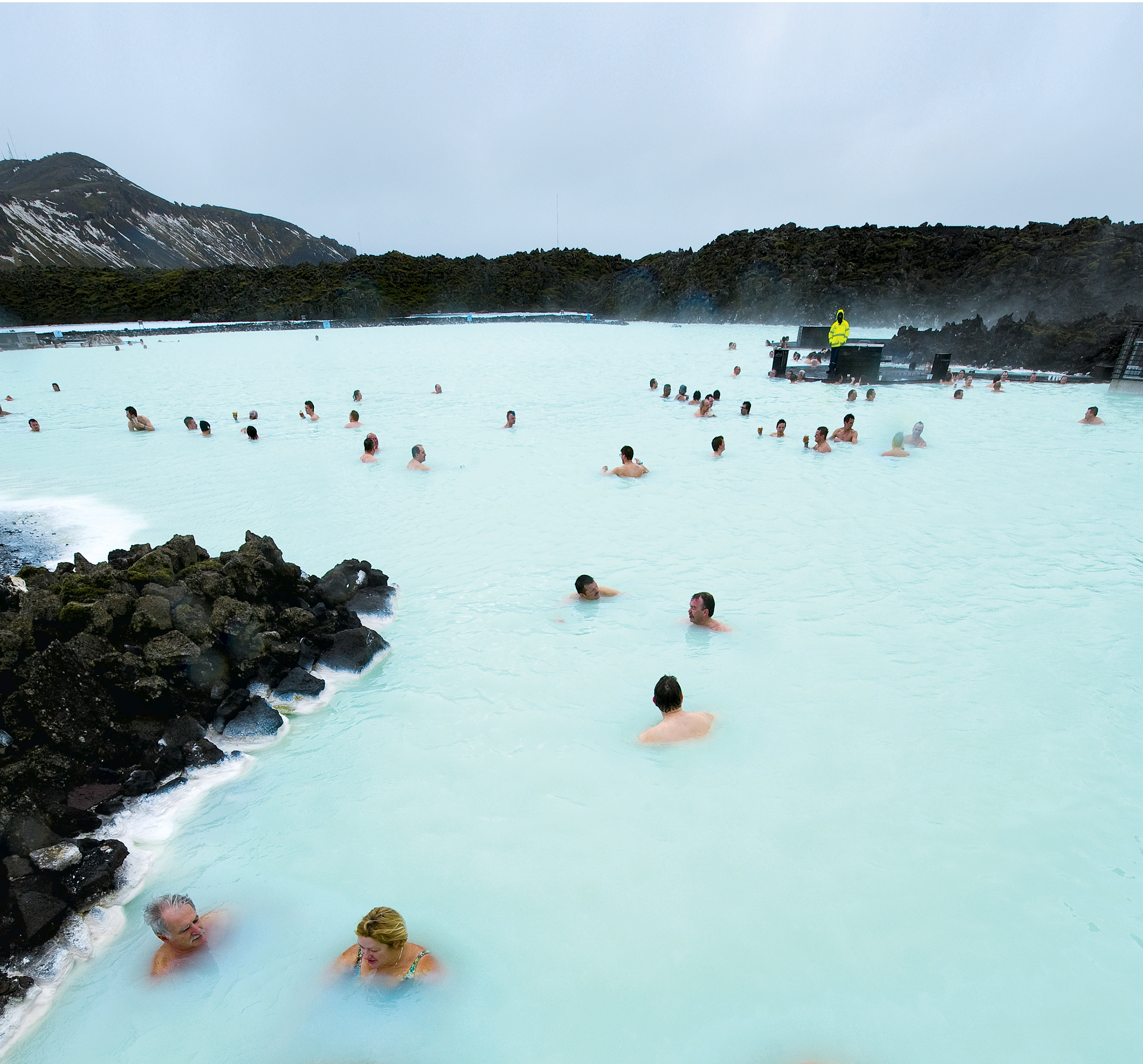 In less than six hours, travelers can be in Iceland, home of the famed Blue Lagoon.