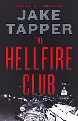 Tapper's debut thriller novel is set in 1950s Washington.