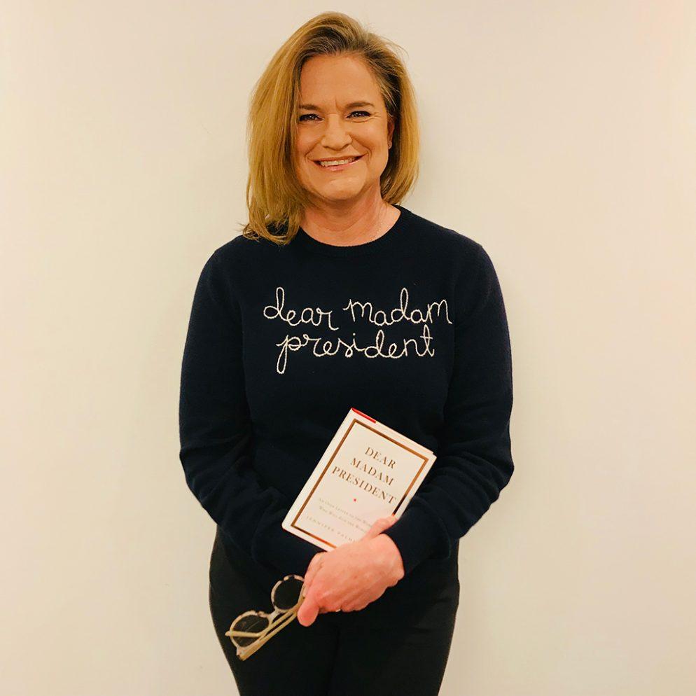 Jennifer Palmieri Among Big Names at Maryland Book Festival