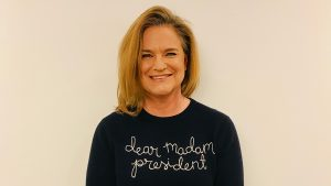 Jennifer Palmieri Among Big Names at Maryland Book Festival