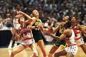 How Washington Won Its Only NBA Championship