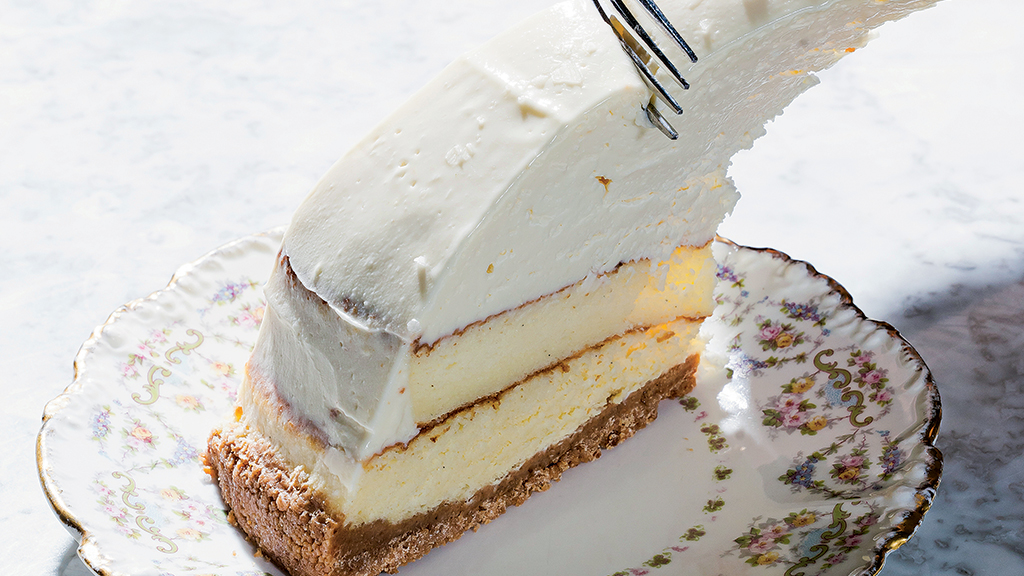 This Cheesecake Is the Best Dish Our Food Team Ate This Month