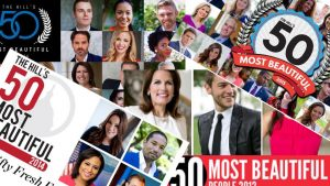 "Farewell to The Hill's Gloriously Ridiculous ""50 Most Beautiful"" List"