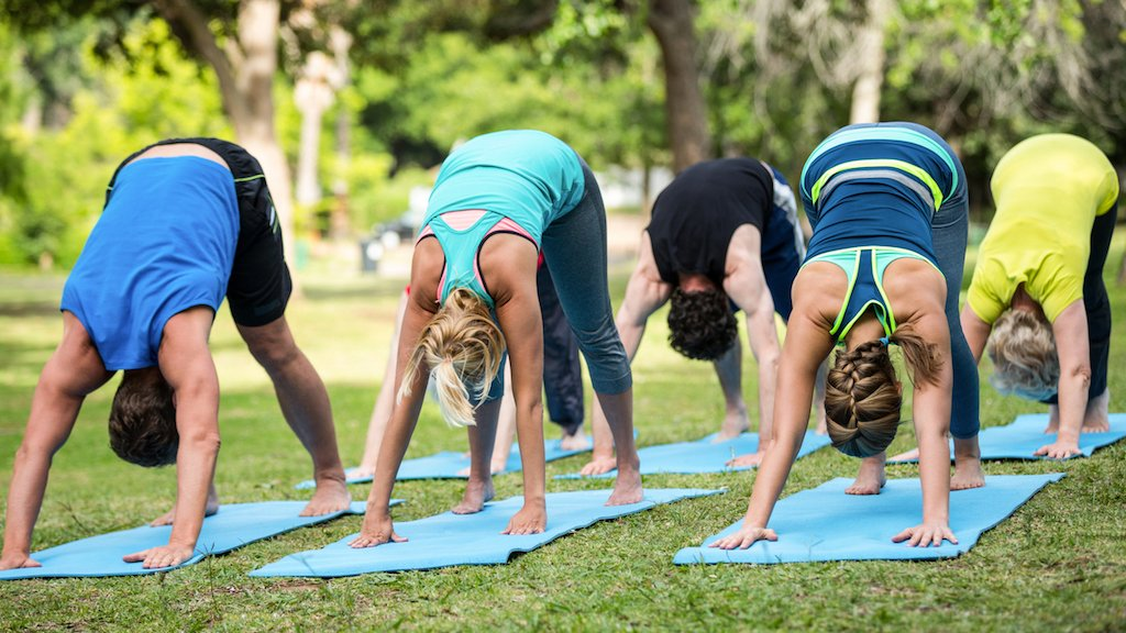 Here Are Some of the Best Free Fitness Classes Around DC This Week: September 16 – 22