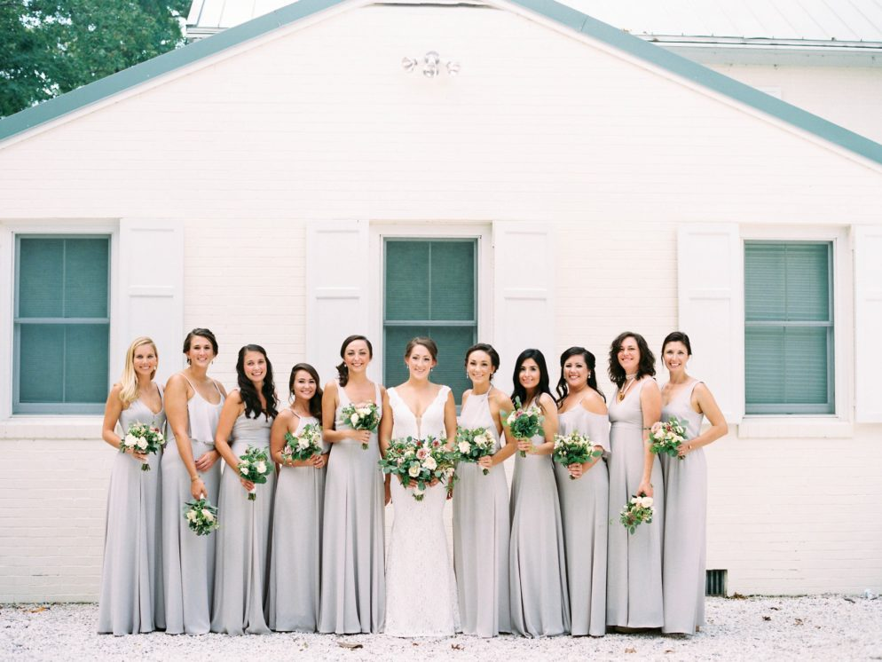 This Earthy, Waterfront Eastern Shore Wedding Has Us Dreaming of Summer Days