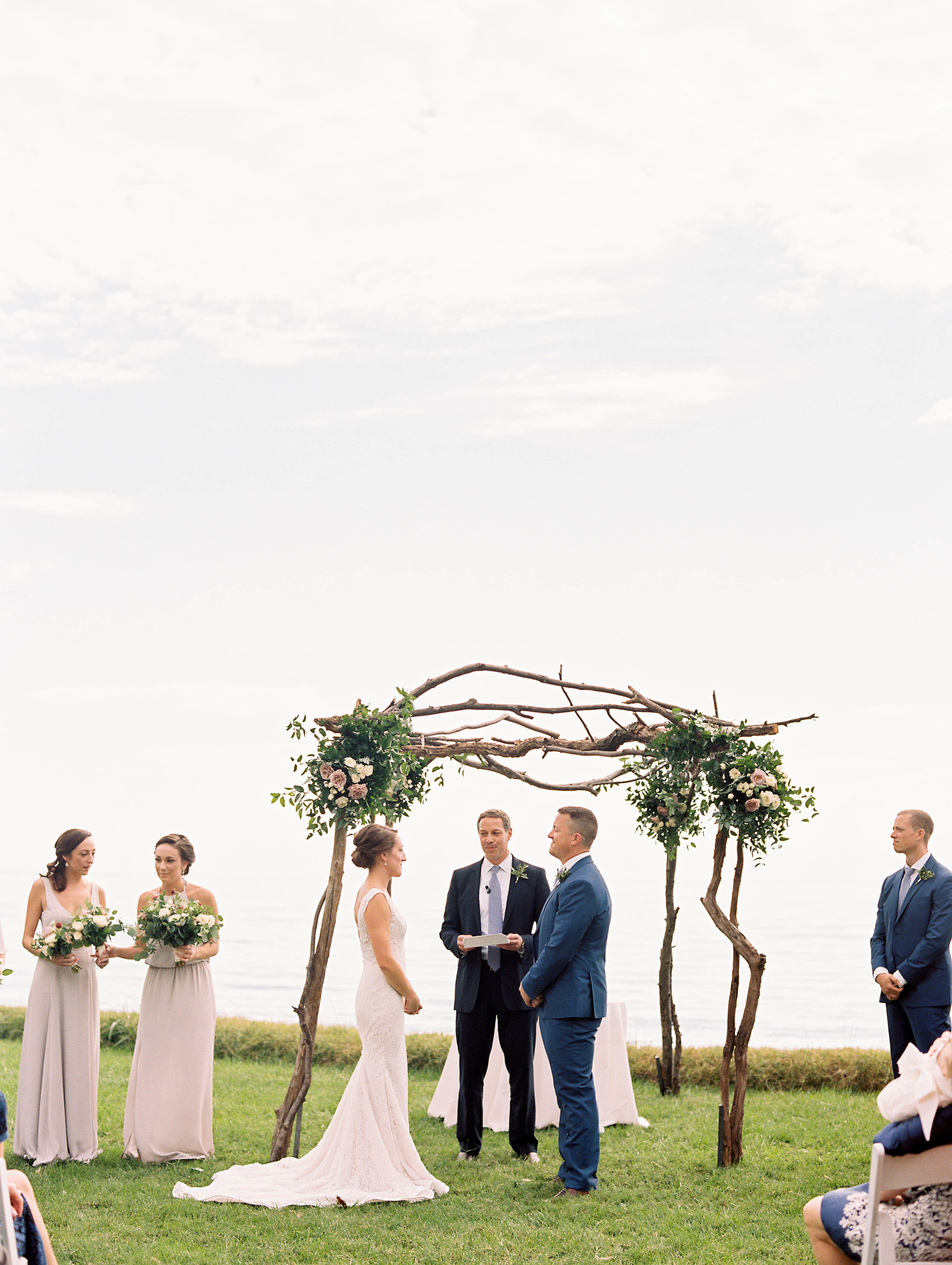 This Earthy Waterfront St Michaels Wedding Has Us Longing For Summer