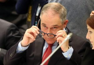Scott Pruitt Is the Most Baller Trump Appointee
