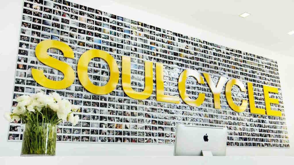 At SoulCycle, You Can Now Buy Swarovski Crystal Leggings from Ultracor