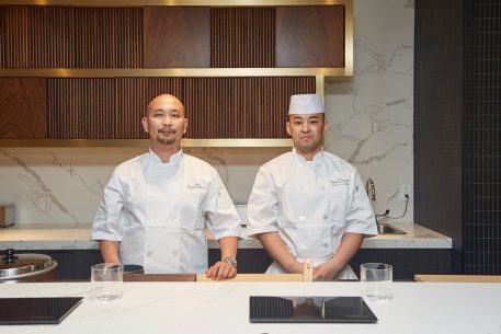 Sushi Nakazawa Is Now Open in the Trump Hotel