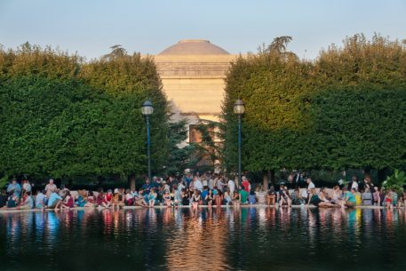 Things to Do in DC This Weekend (May 24-28): Jazz in the Garden, a Botticelli Play, and Memorial Day Events