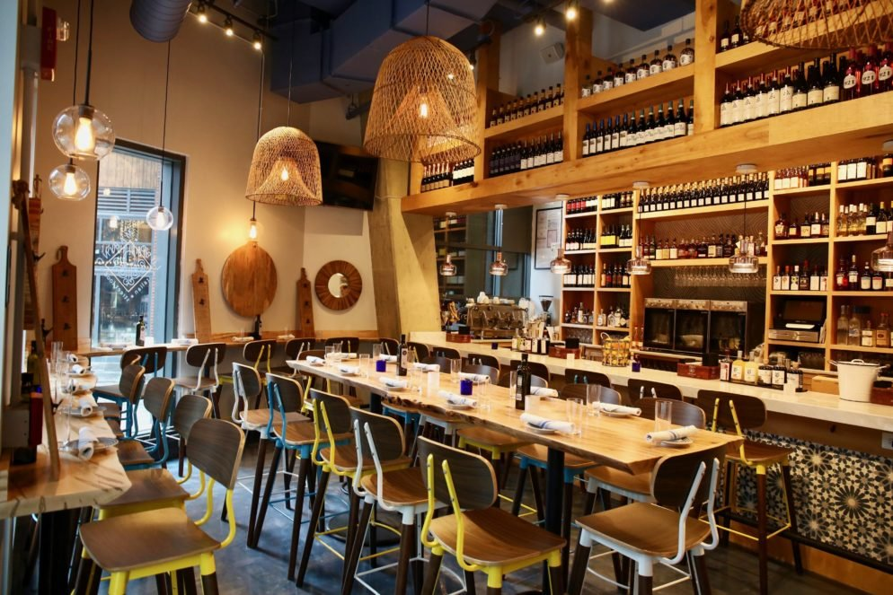 The Wharf's Casual Italian Seafood Spot Opens for All-Day Dining by the Water