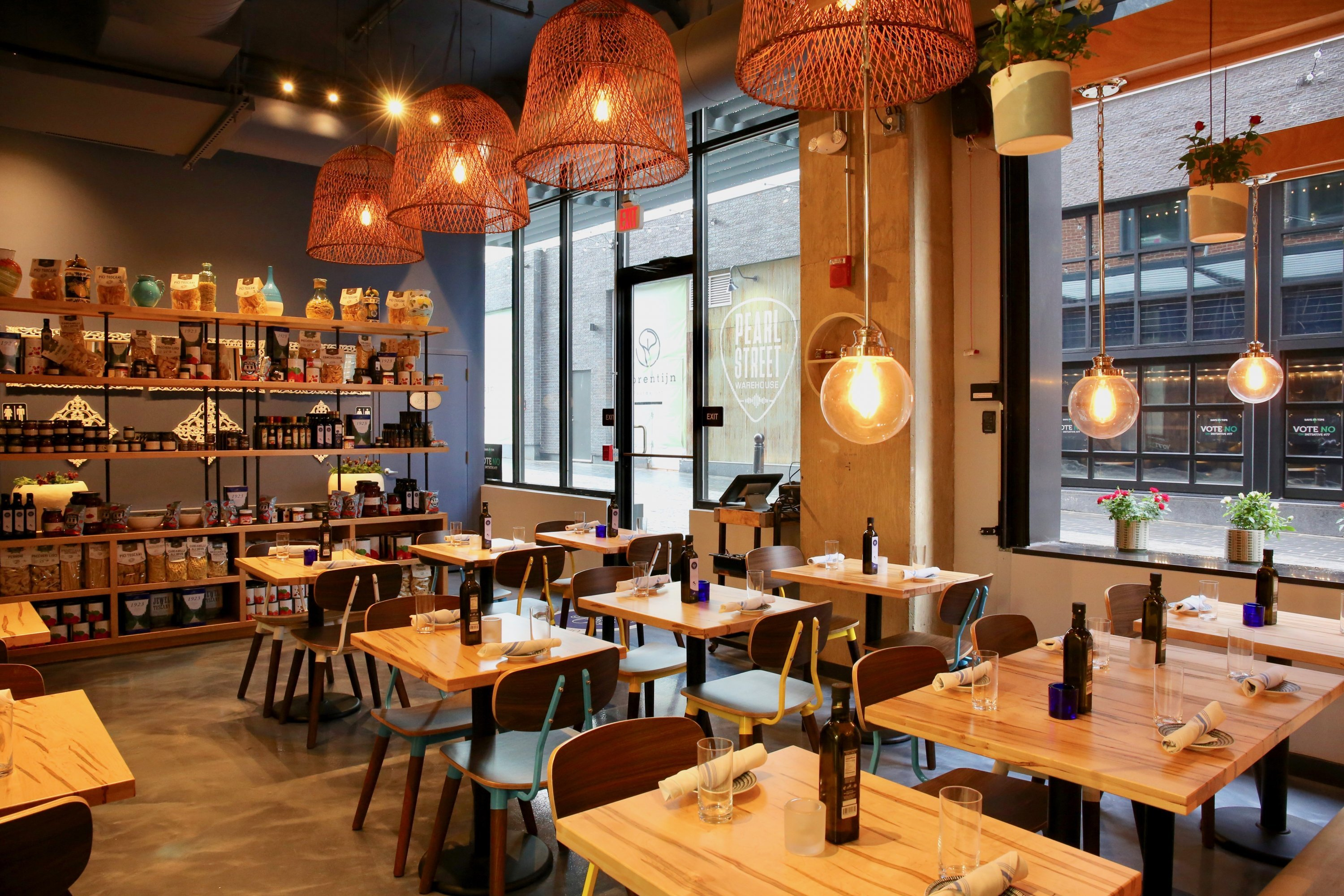 Casual Italian Seafood Restaurant Lupo Marino Opens At The