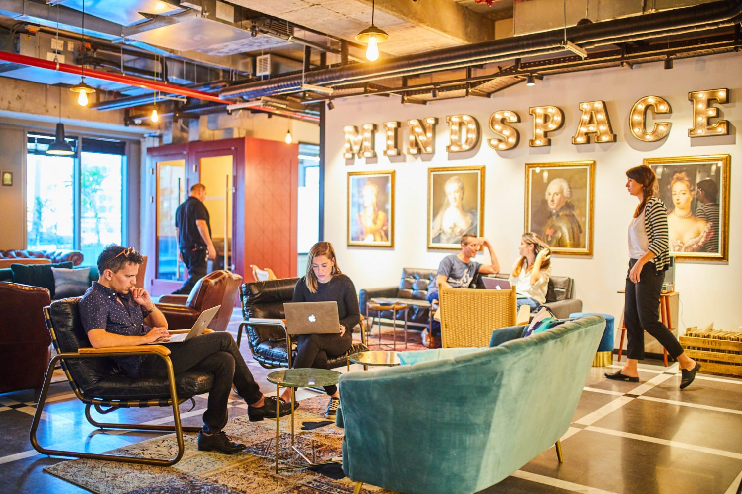 Create, Collaborate and Conquer with DC's Newest Coworking Environment: Mindspace