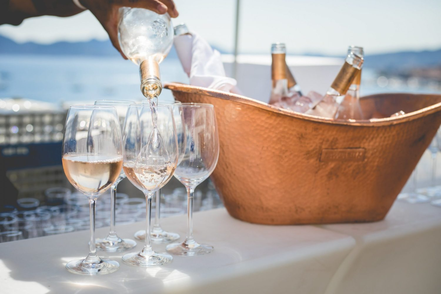Kick Off Rose Season in D.C. with Whispering Angel