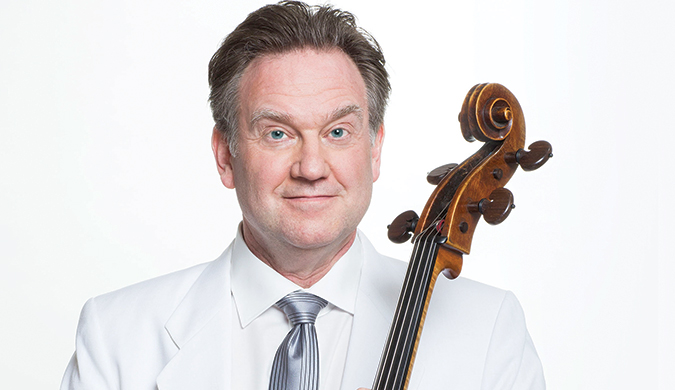 The Apollo Orchestra with NSO Cellist Stephen Honigberg